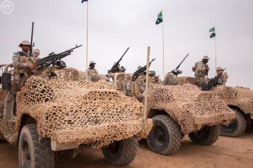 "Royal Saudi Land Force Acmat VLRA TPK-BL during ""Northern Thunder"""