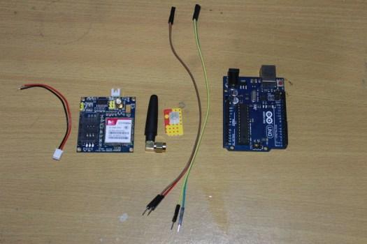 SIM900A with arduino
