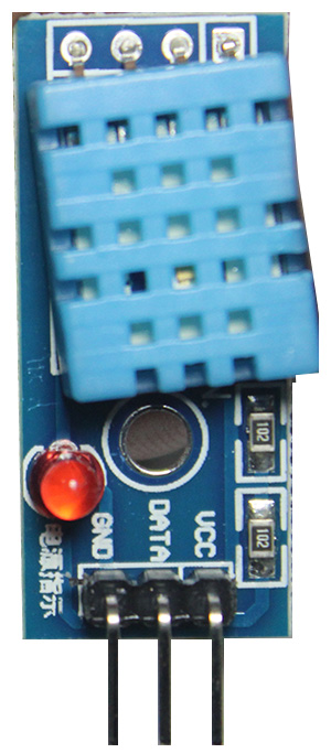 DHT11 Temperatue and Humidity Sensor