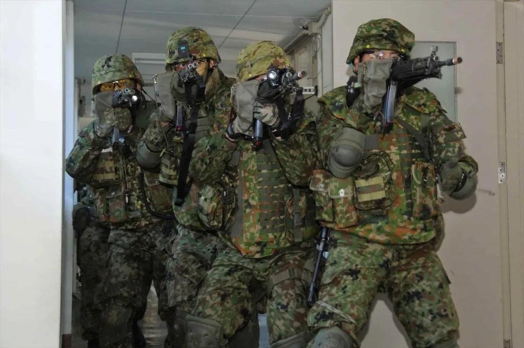 サバゲーでの陸上自衛隊装備一式をまとめてみた│サバテク sabatech