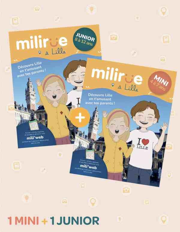Milirue - Pack Family Duo
