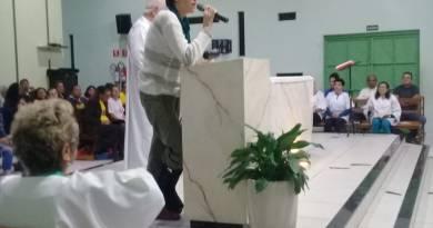 Durante a missa