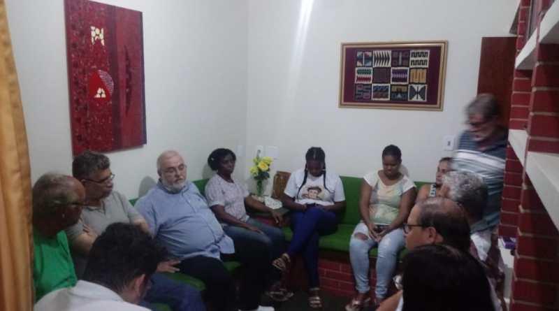 Reunião do DAP Cataguases fev/20