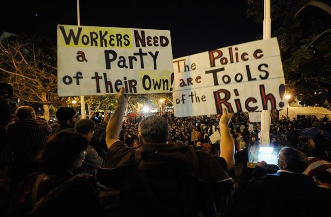 Trabalhadores precisam de seu próprio partido
