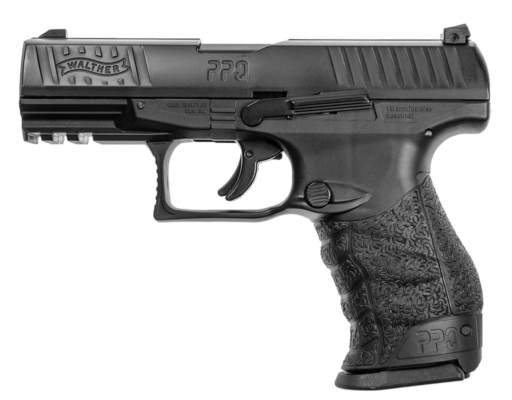 Pistolet CO2 RAM Combat Walther PPQ M2 T4E