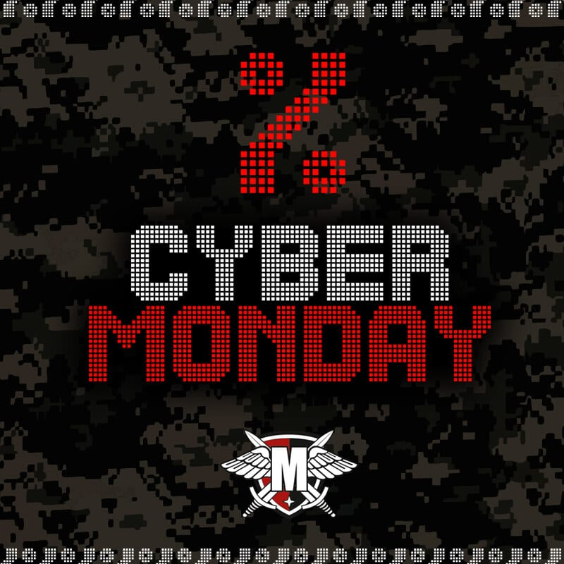 promocyjne ceny Cyber Monday 2017 w Militaria.pl