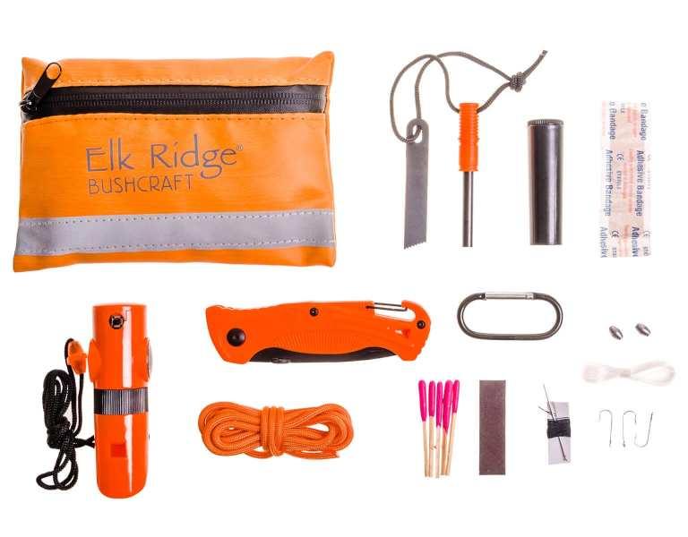 przykładowy survival kit
