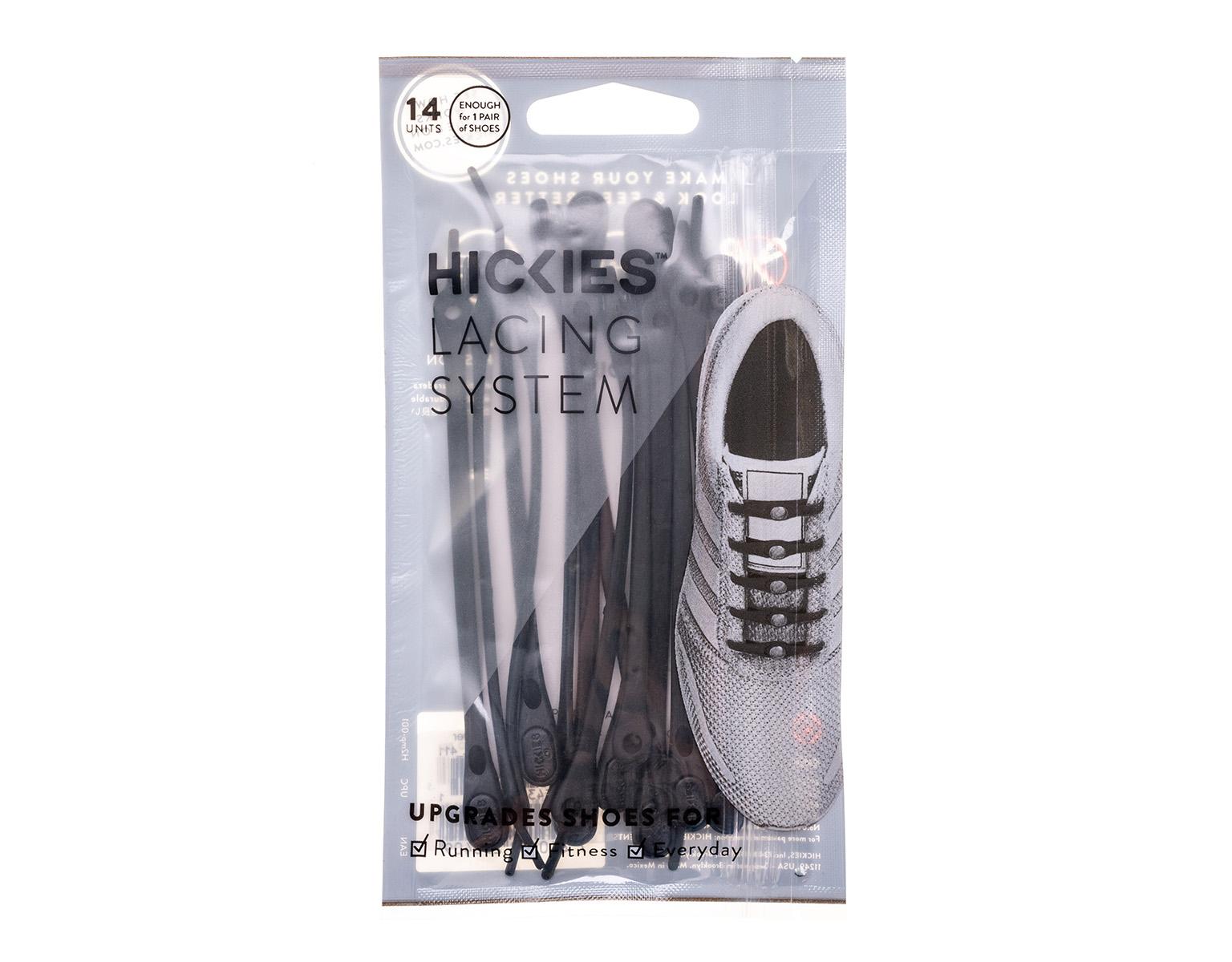 elastyczne sznurówki Hickies, czy warto, bieganie