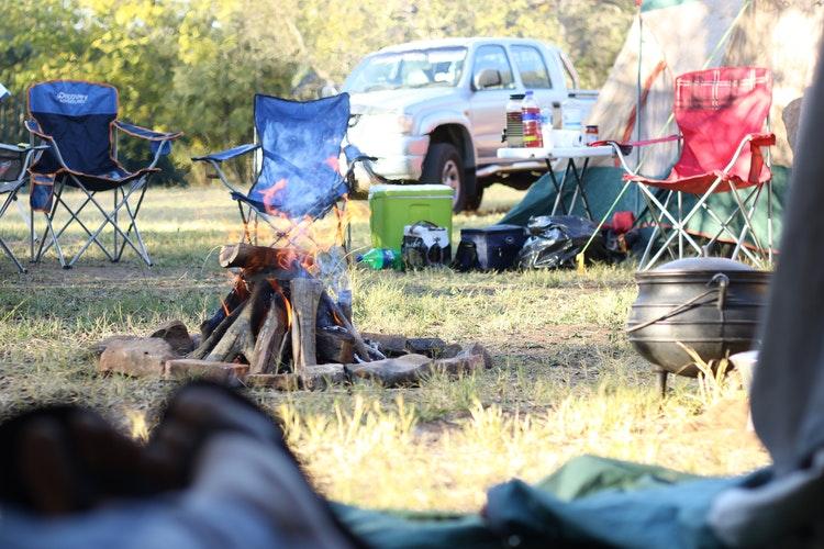 gadżety na camping