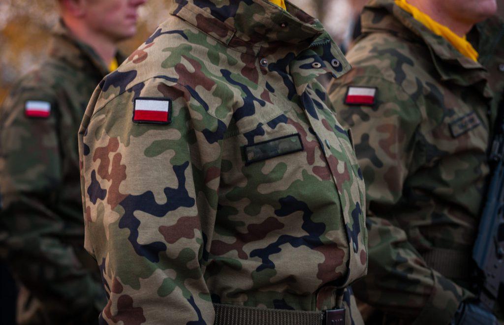 wojskowa klasa mundurowa