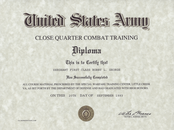 military certificates of appreciation templates army certificate – Military Certificate of Appreciation Template