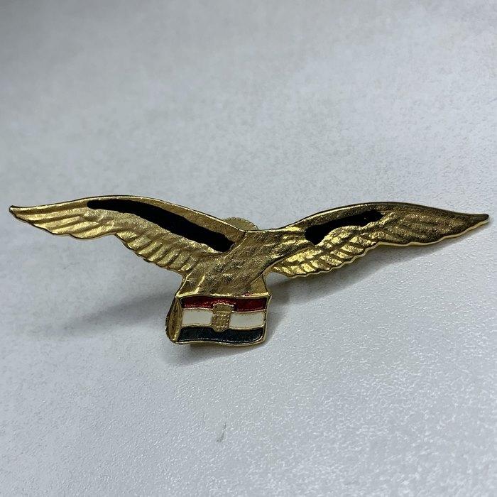 Croatia Army Croatian Air Force Wartime Eagle Badge Wing Homeland war military 1