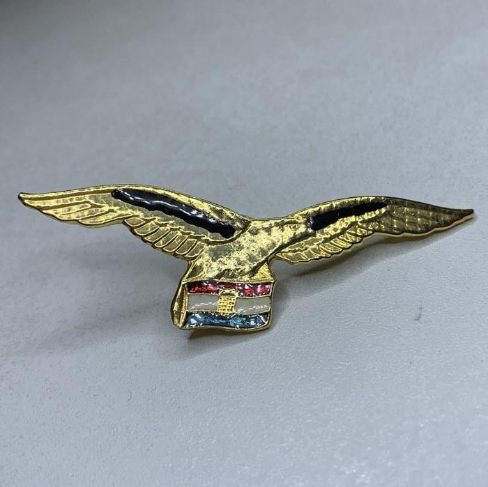 Croatia Army Croatian Air Force Wartime Eagle Badge Wing Homeland war military 2