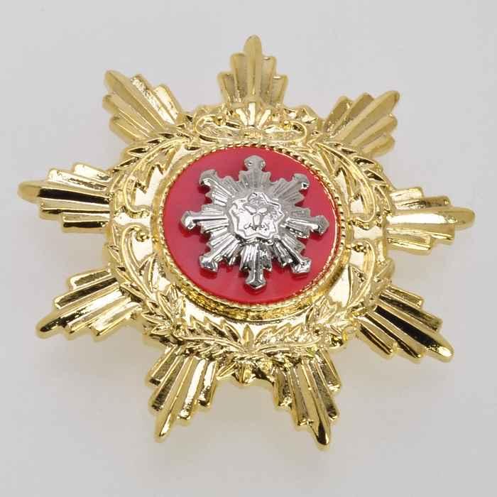 Japan Fire Brigade Merit Medal Order Japanese Army Badge Insignia 7