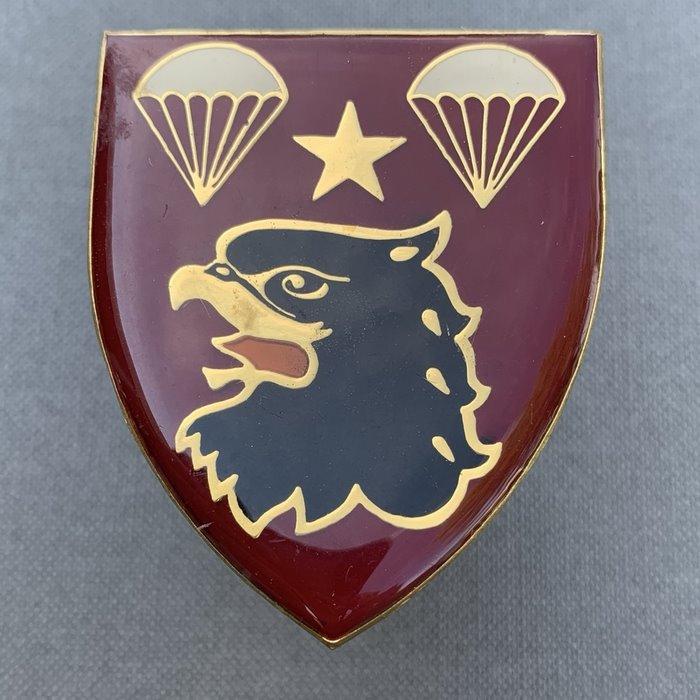 SADF 4 Para Parachute Battalion 1st Issue 44 Para Brigade Flash Enamel Badge