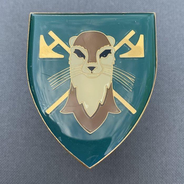 SADF Africa 115 Battalion KwaNdebele Homeland Shoulder Flash Badge