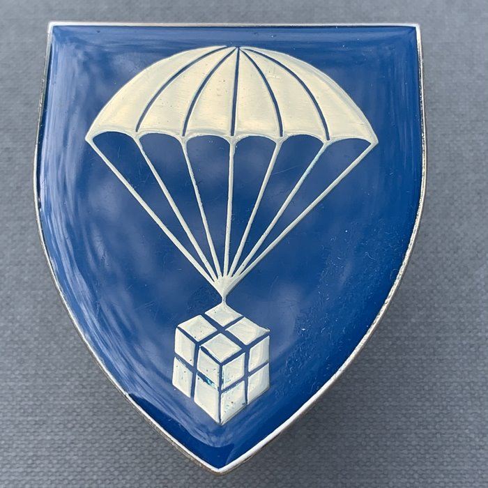 101 Air Supply Unit SAOSC 44 parachute Brigade SADF Flash 1st issue