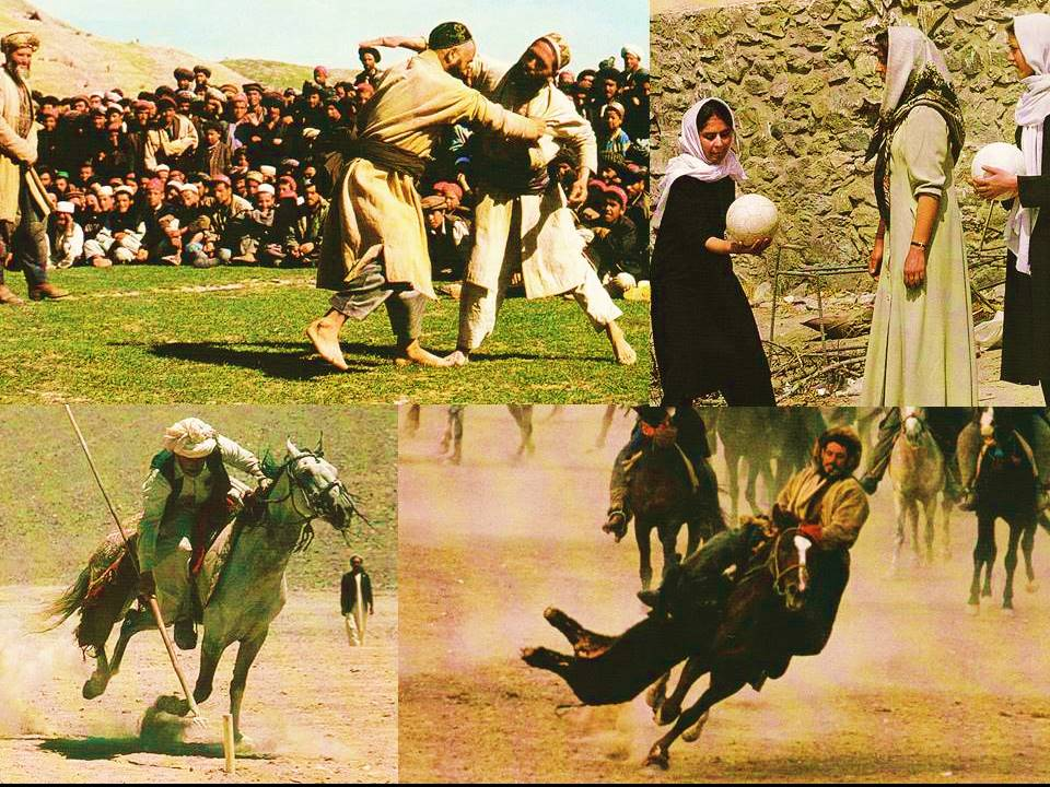 Arabic Horses and Riders P -60c Beautiful Note Afghanistan 500 Afghanis