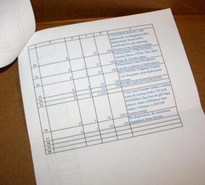 Script for text panels