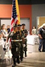 Color Guard Sacrifice & Service 2014