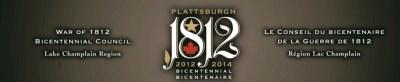 Logo: Plattsburgh 1012 Bicentennial 2012-2014