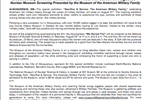 Press Release: Documentary on WWII Women Service Pilots Will Screen on August 23rd