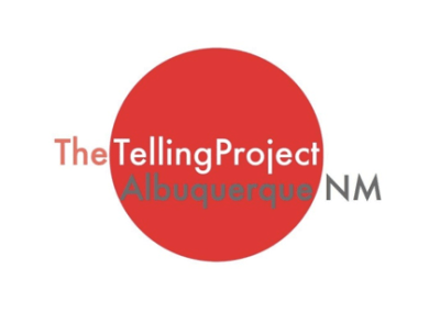 The Telling Project Albuquerque NM logo