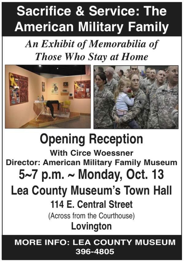 Lea County Museum Photo