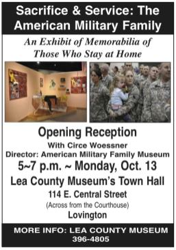 Lea County Museum Photo
