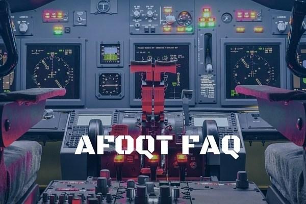 AFOQT FAQ