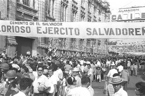 El Salvador trashed Honduras in a World Cup qualifying match in 1969 and then attacked its defeated opponent militarily.