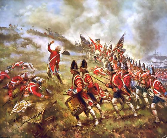 The British Grenadiers: Redcoat Marching Music
