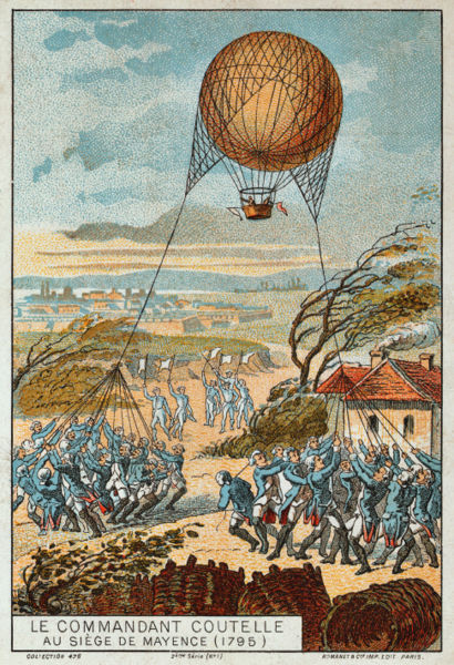 The First Air Forces – A Century of Balloons at War