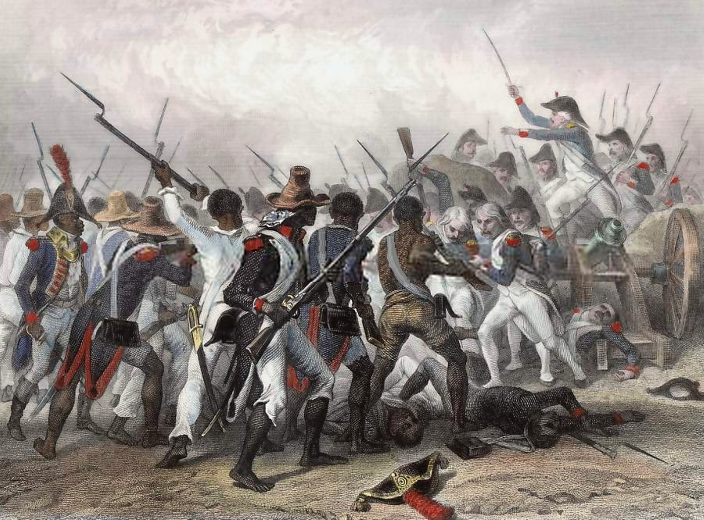 Unchained — The Bloody History of Slave Rebellions ...