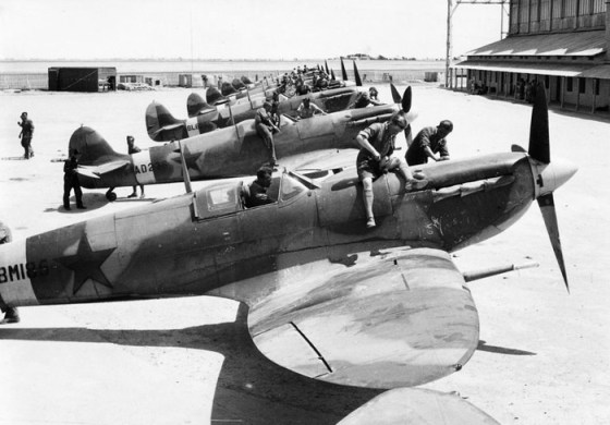 Spitfire Nations - The British Weren't the Only Ones To Fly