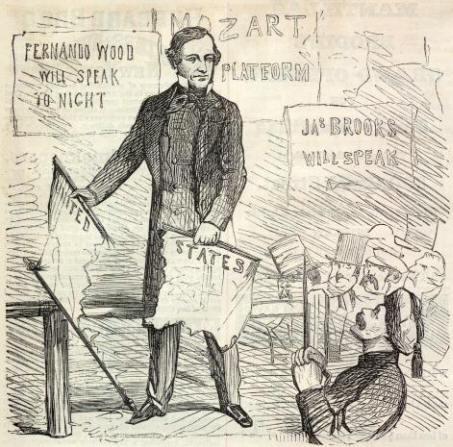 Big Apple Secessionists? — New York City's Forgotten Pro-Confederates