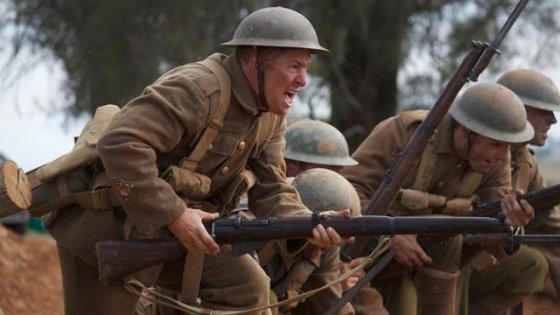 Forbidden Ground is just one of a series of recent war movies to hit the big screen.