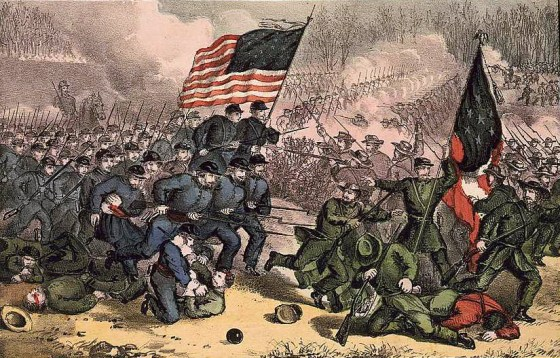 Bull Run or Manassas? (Image source: WikiCommons)