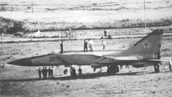 American intelligence made full use of Belenko's MiG. The plane was completely disassembled and studied before being returned to the Soviet Union.