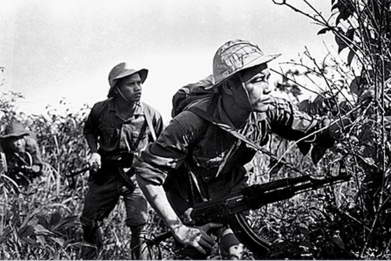U.S. special ops forces in Vietnam turned the enemy's own weapons against them. American forces distributed thousands of exploding rifle and machine gun rounds into the hands of the NVA and the VC.