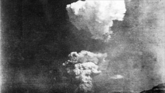 A recently discovered photography snapped moments after the bombing of Hiroshima. Between 90,000 and 150,000 people perished in the blast.