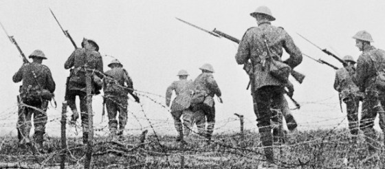 WORLD WAR NOW - Stories about the anniversary of WW1 are all the rage in 2014. Here are some recent ones you should check out.