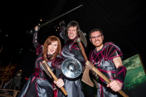 Scotland will mark the 700th anniversary of the Battle of Bannockburn in 2014. To mark the occasion, the historic site's visitor's centre is getting a high-tech make-over.