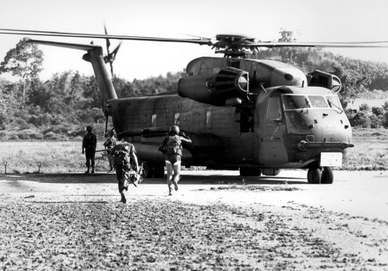 Two weeks after the fall of Saigon in 1975, American marines launched a disastrous assault on a Cambodian stronghold on Koh Tang island to free 40 hostages held by Khmer Rouge guerrillas.