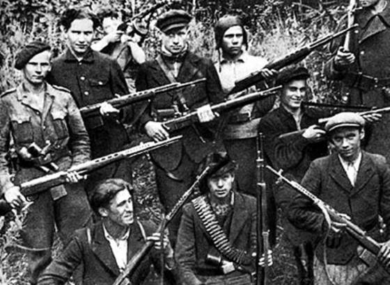 The Ukrainian Insurgent Army was perhaps the only underground movement in World War Two to fight against both the Axis and the Allies.