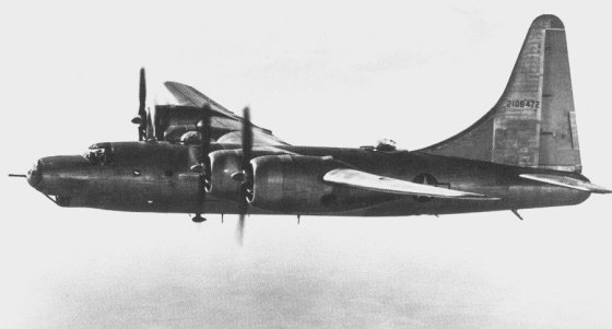 The B-32 Dominator would have taken part in Operation Downfall.