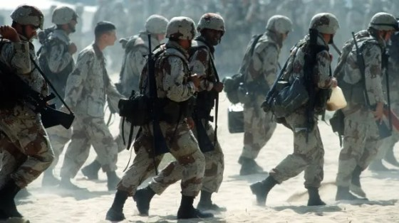 The ground campaign of the 1991 Gulf War is often referred to as the 100 Hour War.