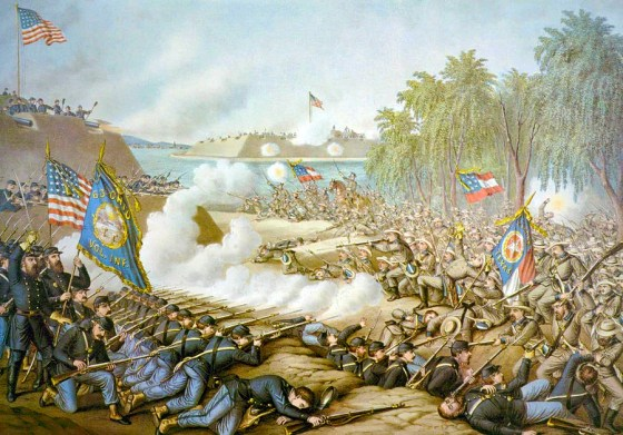 In many ways, the U.S. Civil War was history's first 'modern' conflict. Not only did the the four-year struggle see the battlefield debut of rapid fire weaponry, railroads, telegraph and steel warships, but both sides envisioned Incendiary weapons, biological warfare and even poison gas.