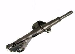 The Kis gun was a stripped down improvised Sten gun.