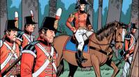 The Loxleys and the War of 1812 is an immersive graphic novel on a smart device.